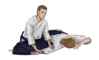 Immobilization of Ikkyo